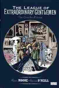 Cover of The League of Extraordinary Gentlemen Omnibus