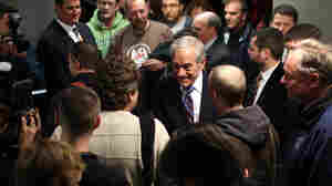 N.H. Takes Another Look At Ron Paul