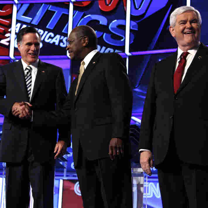 Gingrich's Immigration Stance Marks GOP Debate