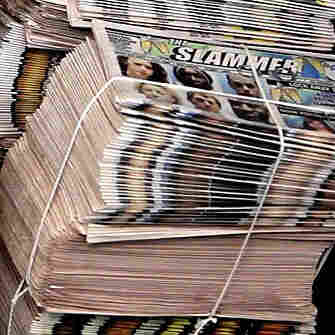 Each week, Little Rock, Ark., residents snap up some 7,000 copies of The Slammer.