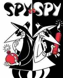 Cover of Spy vs. Spy Omnibus