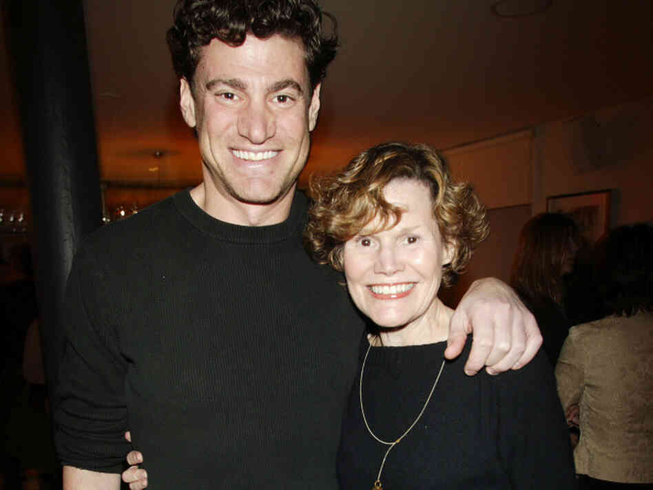 Prolific tweeter Judy Blume and her son, Lawrence Blume, are currently working on a film adaptation of her 1981 novel, Tiger Eyes.
