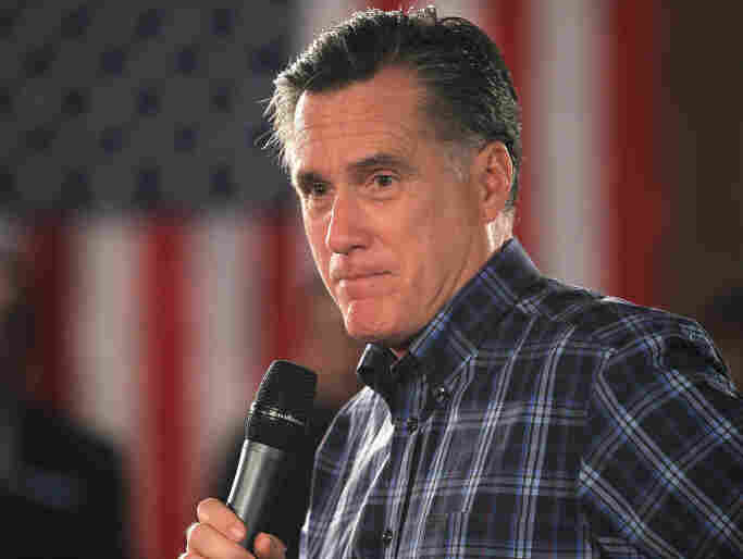 Some of former Massachusetts Gov. Mitt Romney's rivals argue that his statements on immigration have been inconsistent.