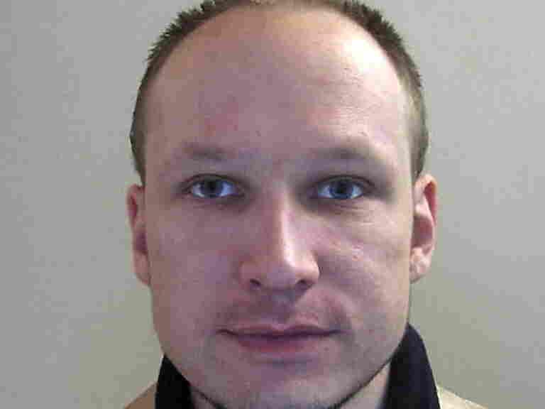 Anders Behring Breivik in 2009.