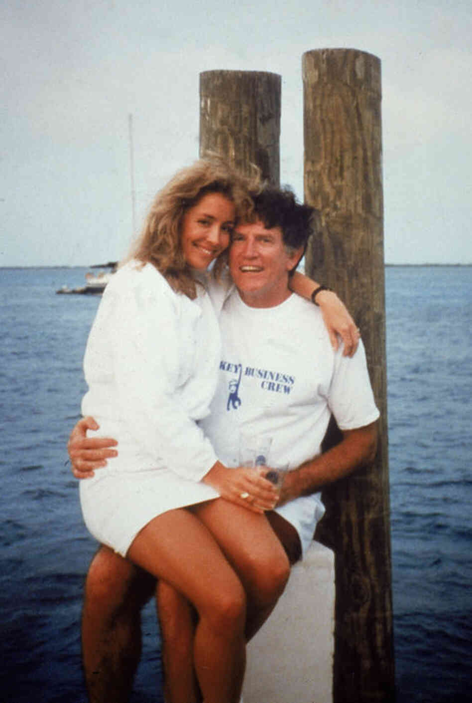 The 1987 presidential campaign of Democrat Gary Hart was derailed by revelations of an affair with model Donna Rice.
