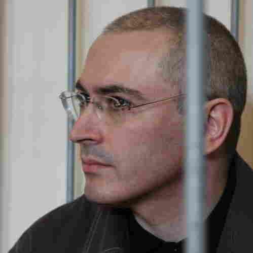 'Khodorkovsky': In Putin's Russia, A Tycoon's Fall