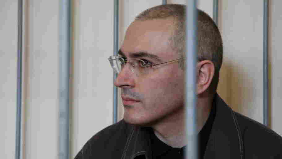 Petro-baron Mikhail Khodorkovsky — once reckoned the wealthiest man in Russia — saw his empire collapse after Vladimir Putin's government alleged tax fraud.