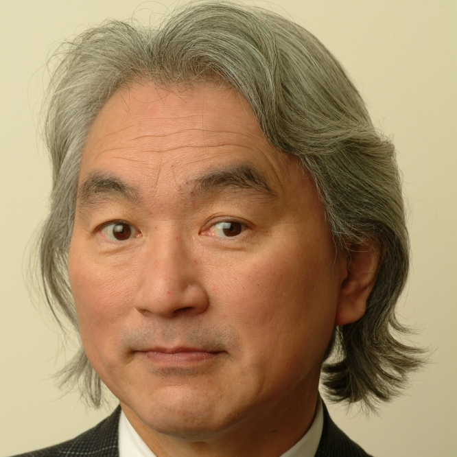 Michio Kaku is an author and the Henry Semat Professor of Theoretical Physics at the City University of New York. His books include Hyperspace, Visions and Beyond Einstein.