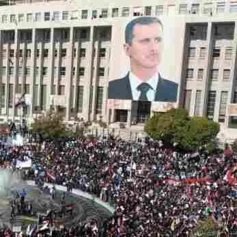 Syrian has come under increasing international pressure in recent days. On Monday, Syrians protested in the capital Damascus against the Arab League's decision to impose sanctions. Syria has also come under sharp criticism from an independent commission that accused the security forces of systematically carrying out abuses against anti-government demonstrators.