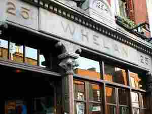 Whelan's, a music venue on Wexford Street in Dublin that's played host to many of the city's most-loved musicians.