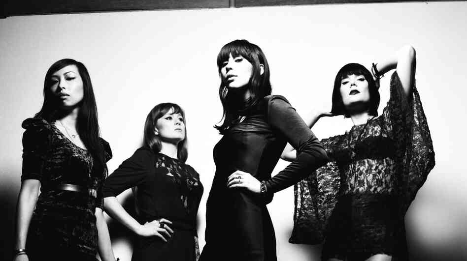 Dum Dum Girls' second release, Only in Dreams, is out now.