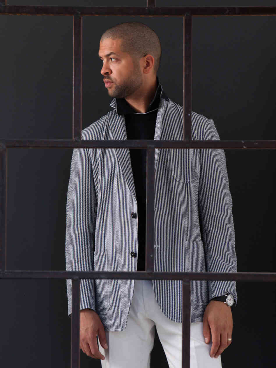 Mr. Moran of K.C.: Jason Moran, the new artistic advisor for jazz at the Kennedy Center.