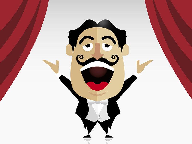 Talk Like An Opera Geek: Tuning Into Tenors : Deceptive