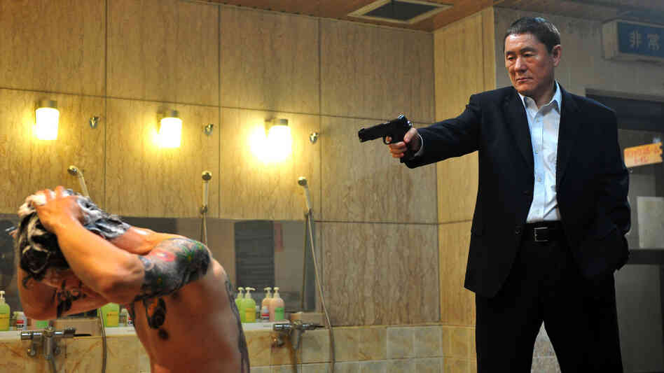 Pretty, Deadly: Takeshi Kitano returns to the gangster genre — if not quite to form — in a stylishly brutal saga of warring yakuza clans.