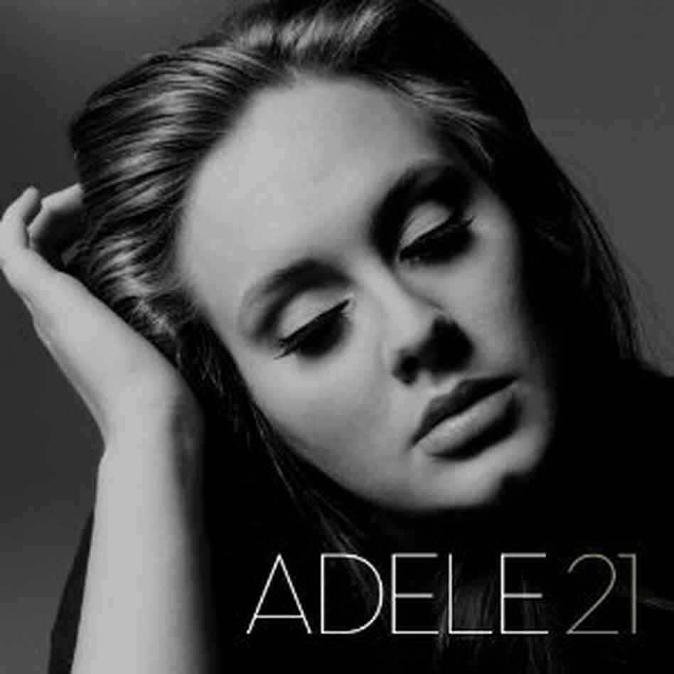 "Adele's name was attached to nine nominations, but that includes three for her producers on individual songs and one for the video for ""Rolling in the Deep."""