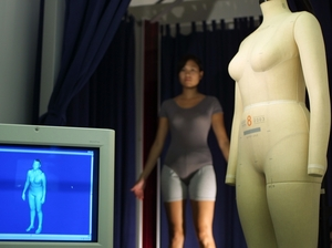 "Alvanon is the largest maker of mannequin body forms in the world. The Manhattan-based company uses a device called AlvaScan to create these forms — which are then used to create clothing sizes. ""We are so diverse that in any given size, there are probably four or six different body types that are represented,"" says the company's president, Ed Gribbin."
