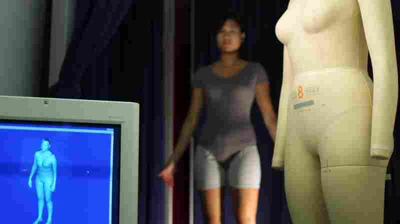 From Body Scan To Body Form: Sizing A Clothing Line