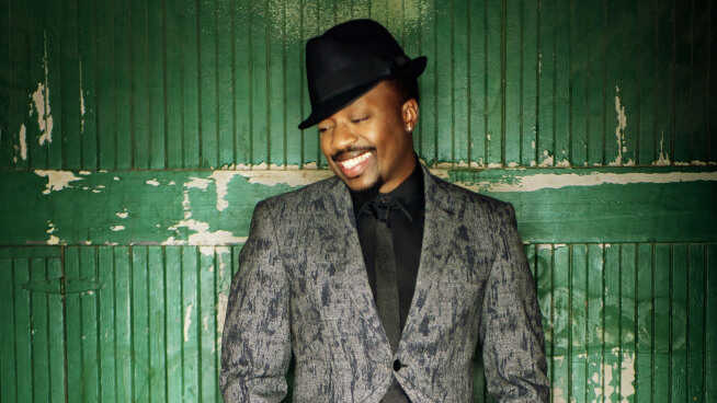 First Listen: Anthony Hamilton, 'Back To Love'