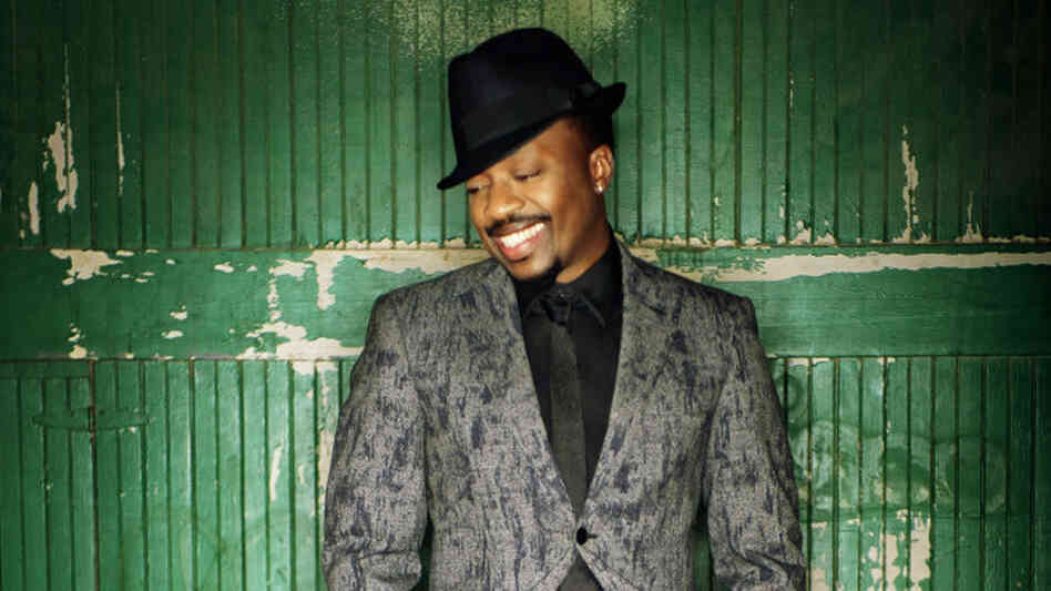 Anthony Hamilton's new album, Back to Love, comes out Dec. 13.