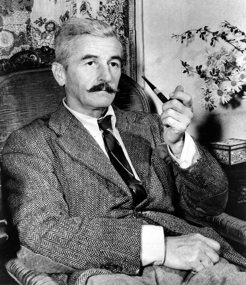 an analysis of the works of william faulkner an american author Literary criticism and analysis for the twentieth-century american novelist and short-story writer william faulkner  a specialist in faulkner, and with author lee .