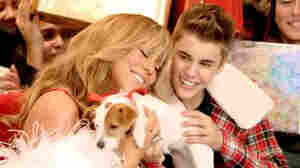 Mariah Carey And Justin Bieber Tell A Christmas Story Of Terror And Mob Rule