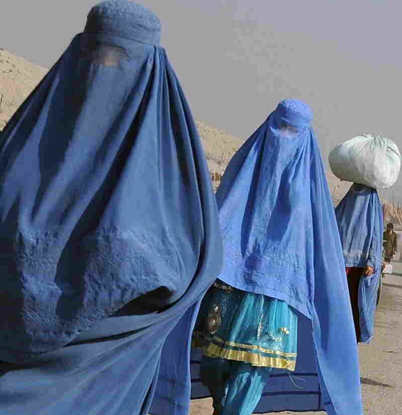 For many women in Afghanistan, life has not changed significantly in the 10 years since the fall of the Taliban.