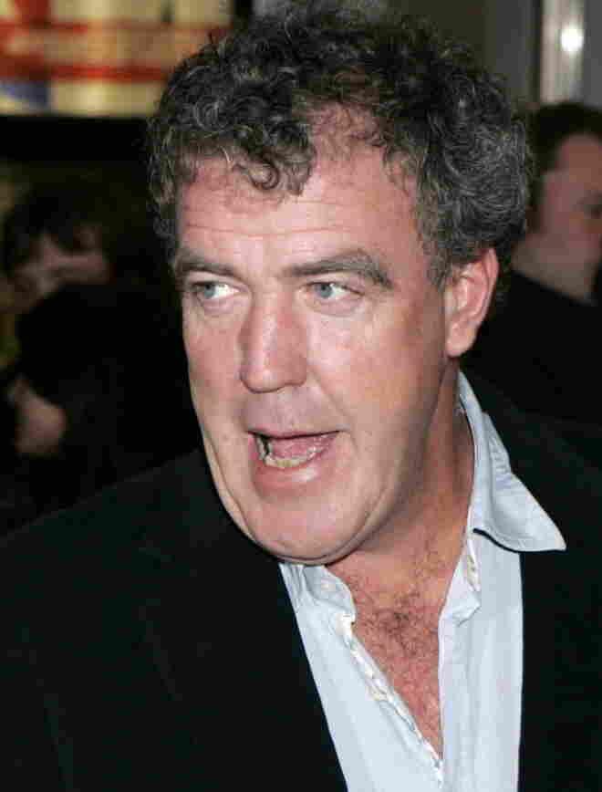 Jeremy Clarkson. (2007 file photo)