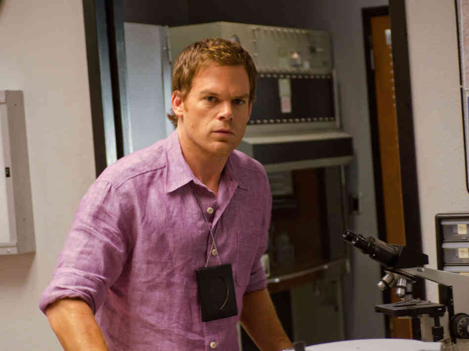 Showtime's Dexter, starring Michael C. Hall, just served up the biggest twist of the season to date.