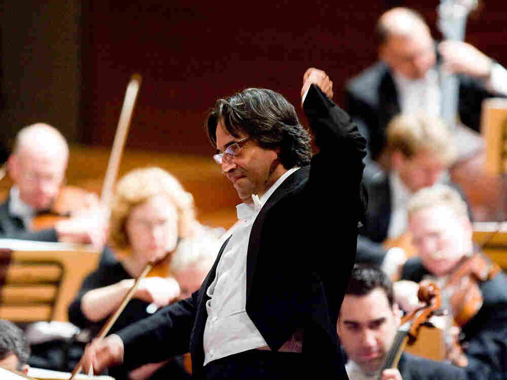 """Riccardo Muti and the Chicago Symphony Orchestra won """"Best Classical Album"""" last year, a category that has now been eliminated from the Grammy Awards."""