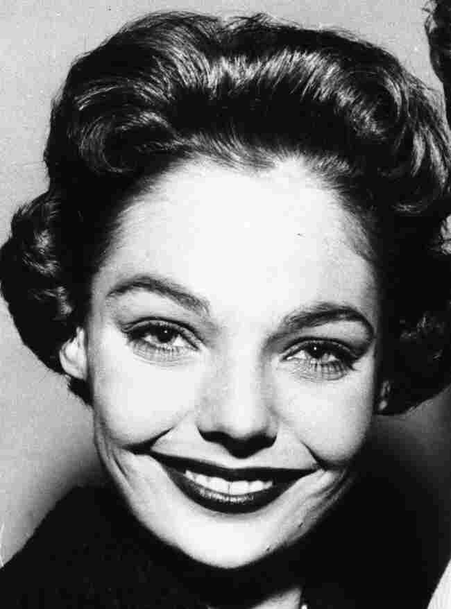 Judy Lewis in 1959.