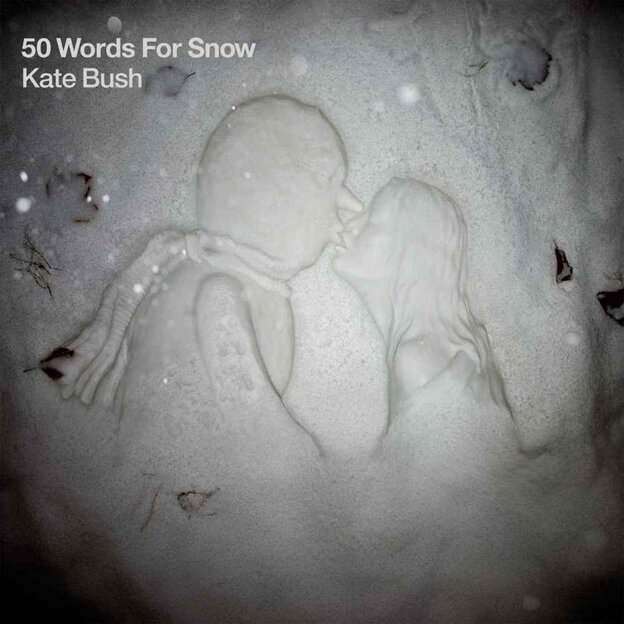 Kate Bush's 50 Words For Snow. See also: Hank Snow, Snow, Snow Patrol, Paul Winter, Kid Frost, etc.