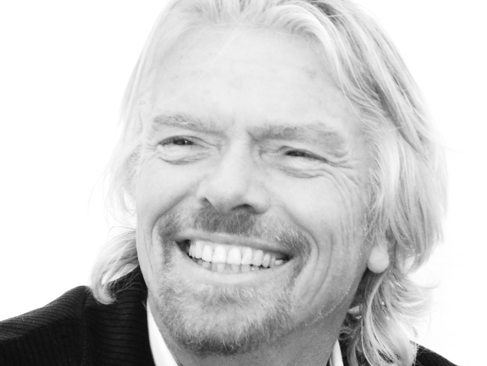 entrepreneur richard branson A voice for young people branson's first business was a magazine for young people called student he was 15 when he started it, and dropped out of school to talk to people around the world and.