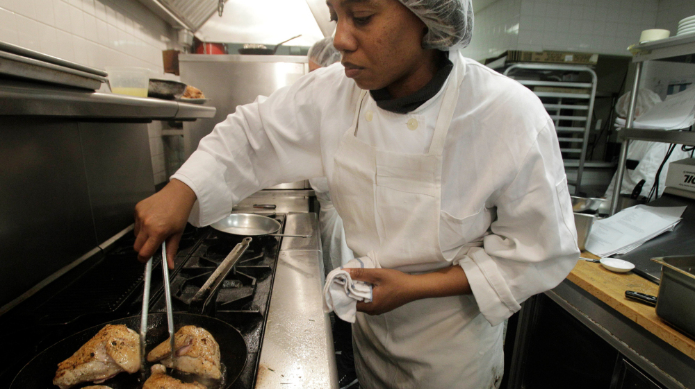 diners guide rates working conditions inside restaurants the salt