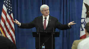 With a month to go before Iowa kicks off the 2012 election calendar, Newt Gingrich has improbably found himself as the GOP frontrunner.