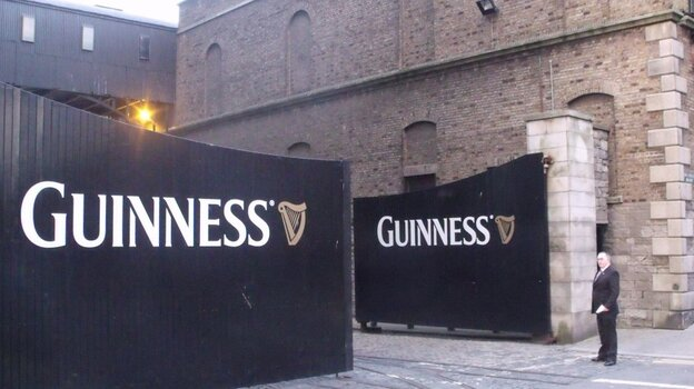 Welcome to Guinness, where the hallowed beer flows freely.