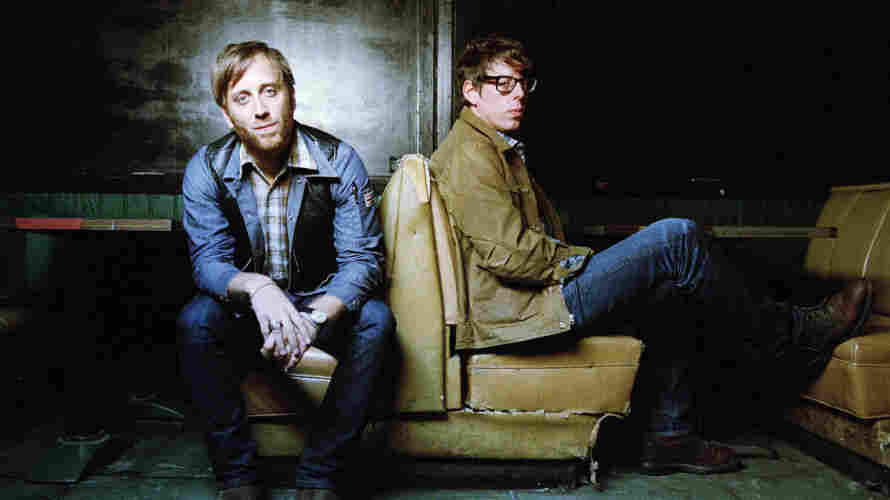 Dan Auerbach and Patrick Carney release El Camino, their latest album as The Black Keys, on Dec. 6.