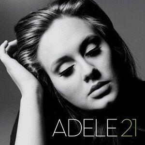 Cover art for Adele, '21.'