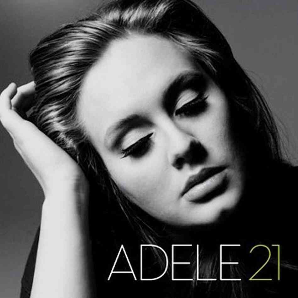 Cover art for Adele, '21.'