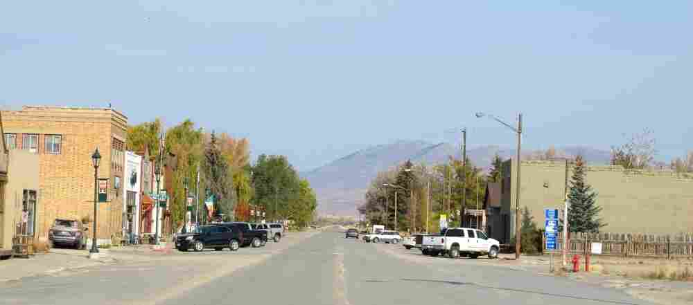 Fairfield, Idaho, is struggling. Once poised for expansion, the town has high unemployment and a shrinking population.