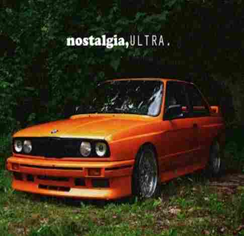 Cover art for Frank Ocean.