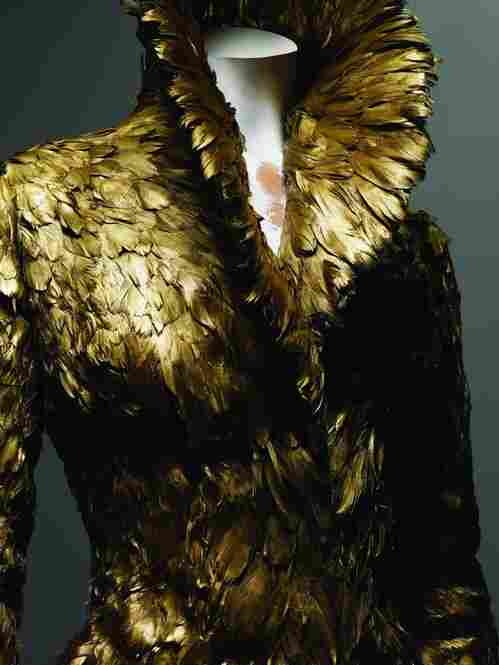 Alexander McQueen (British, 1969-2010). Dress, autumn/winter 2010.
