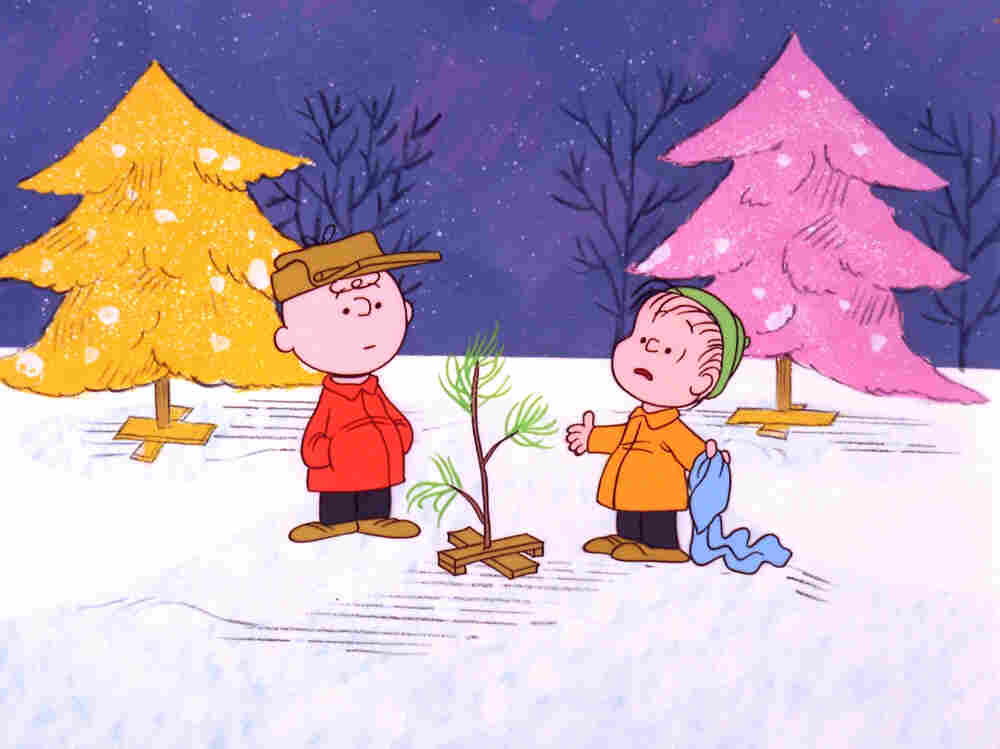 A Charlie Brown Christmas is a classic of anti-consumerism. And now, it's an app.