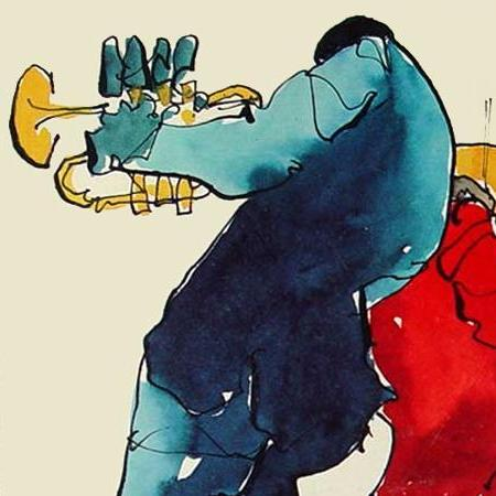 Artwork from the Thad Jones-Mel Lewis Orchestra's 1970 album Consummation.