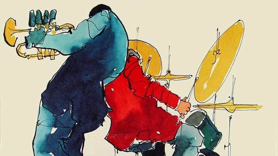 Artwork from the Thad Jones-Mel Lewis Orchestra's 1970 album Consummation. (Courtesy of the artist)