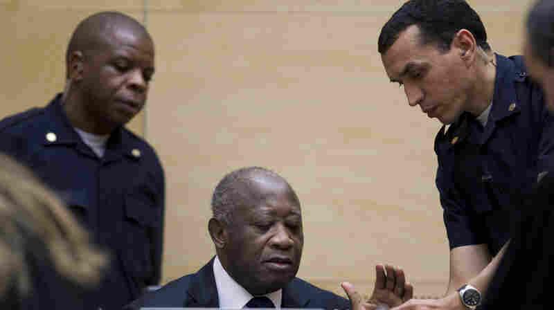Ex-Ivory Coast President Appears Before International Criminal Court