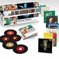 Jascha Heiftez: The Complete Album Collection