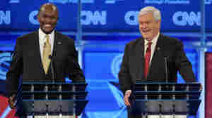 Report: Cain To Endorse Gingrich. Update: Not Today