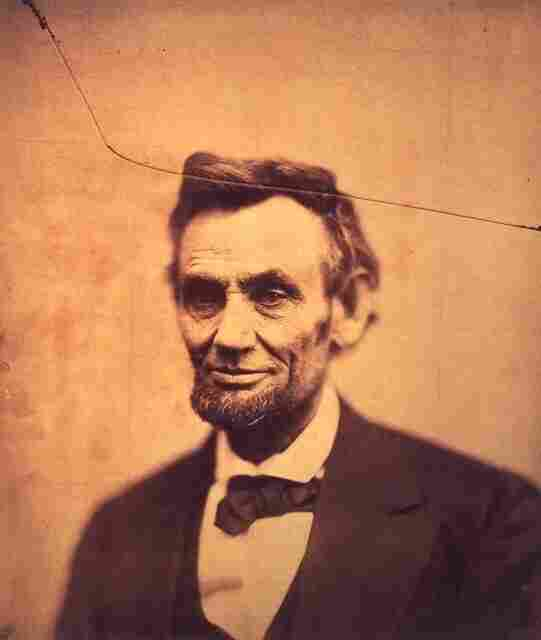 Alexander Gardner photographed President Abraham Lincoln in Washington, D.C., on the eve of his second inauguration. It was the last portrait taken of Lincoln before his assassination in April 1865 and it appears on the cover of The Atlantic's commemorative Civil War issue.