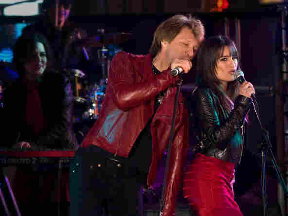 Glee's Lea Michele makes her feature film debut as a backup singer for a rock star (Jon Bon Jovi) hoping to mend fences with his ex.
