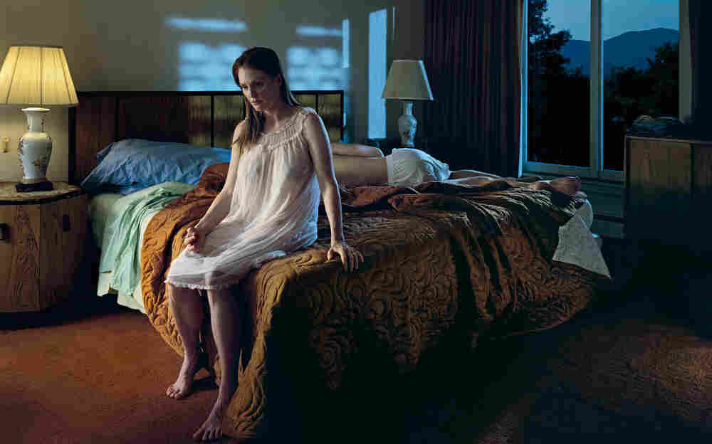 "Untitled from ""Dream House,"" 2002, Gregory Crewdson, Courtesy Gagosian Gallery"